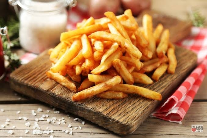 Classic Salted Fries